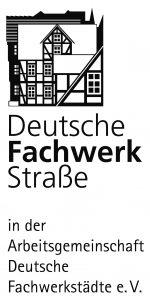 Logo der Deutschen Fachwerk Straße