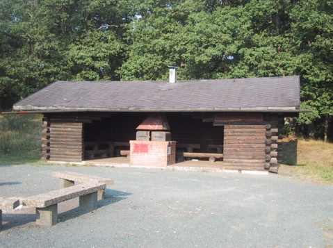 Die Grillhütte Donsbach