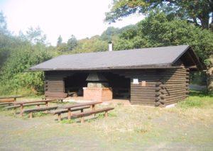 Die Grillhütte in Nanzenbach