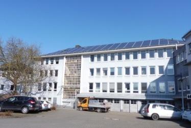 Photovoltaikanlage Stadthaus-Herefordhaus