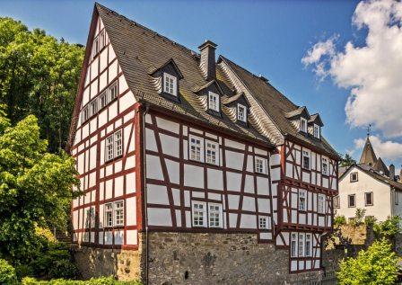 Altes Amtshaus Foto: Stadt Dilleburg