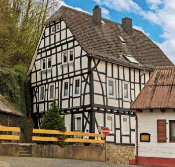 Altes Pfarrhaus neben der Stadtkirche