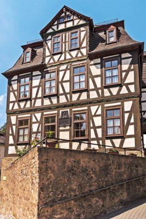 Georgt Ludwig Hartig unterhielt hier die erste von ihm gegründete deutsche Forstschule
