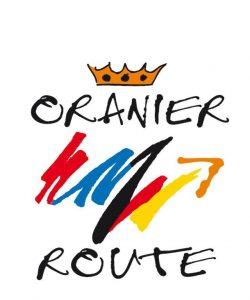 Das Logo der Oranier Route