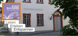 Eingang zur Stadtbücherei Dillenburg