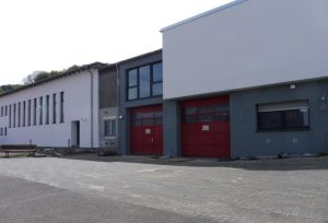 Feuerwehrgerätehaus Nanzenbach