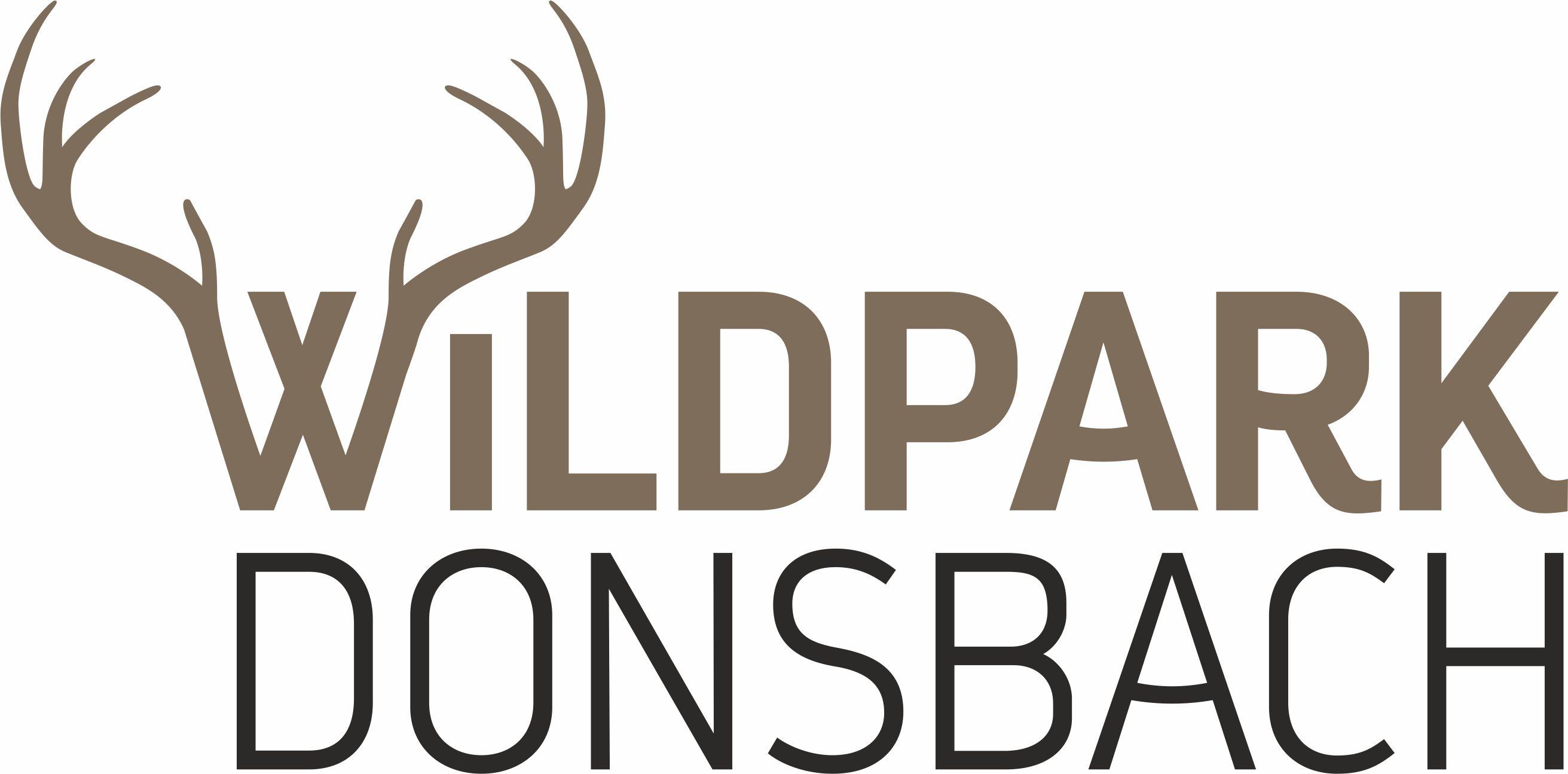 Logo des Wildparks Donsbach