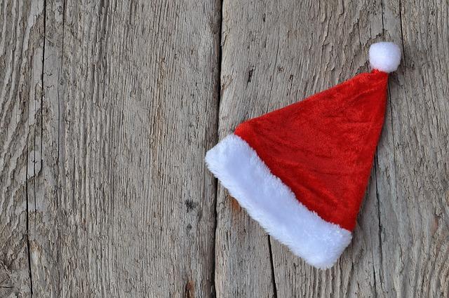 Nikolausmütze; Quelle Pixabay
