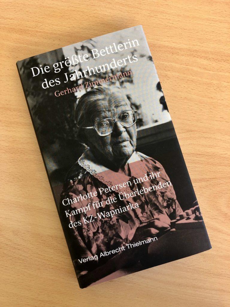 Cover der Biografie von Gerhard-Zimmermann