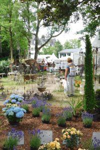 Inspirationen für Haus und Garten bietet die Messe LebensArt. Foto: Messe LebensArt