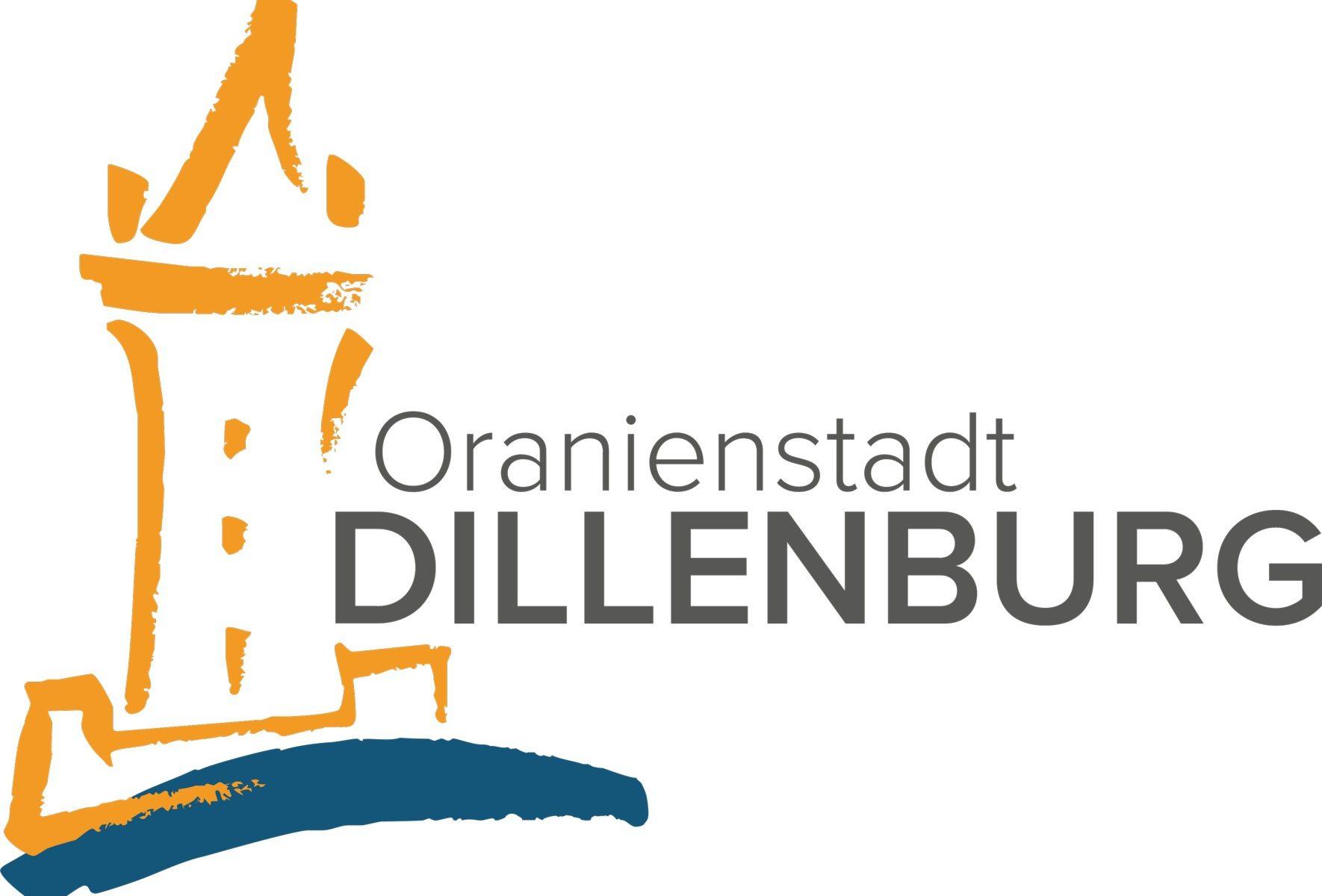 Logo der Oranienstadt Dillenburg