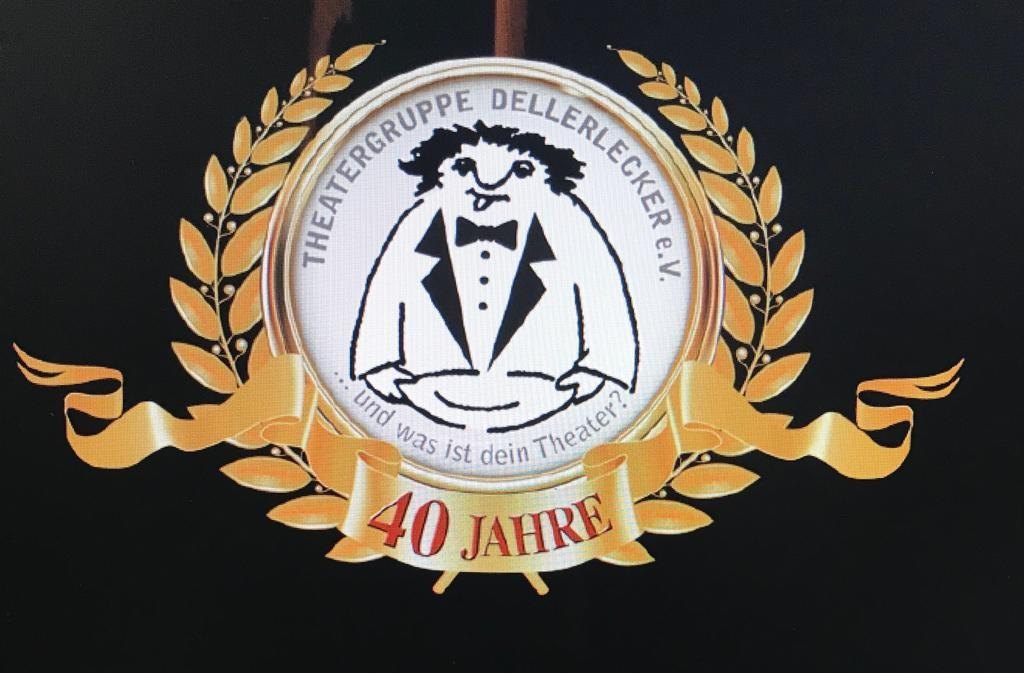 Logo 40 Jahre Dellerlecker