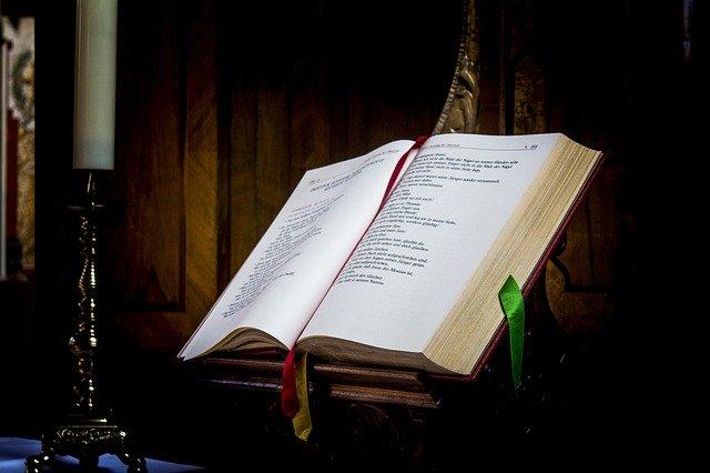 Ein christliches Buch