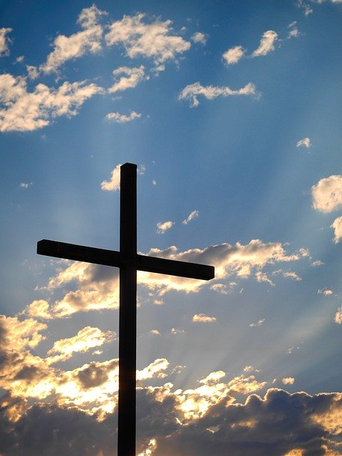 Ein Kreuz; Quelle Pixabay