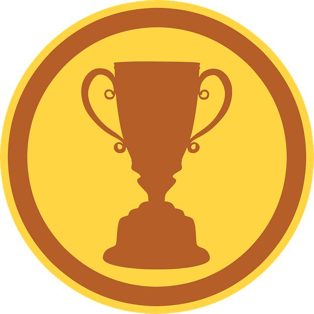 Ein Pokal