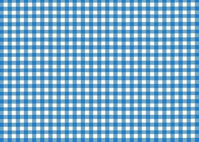 Ein weiß-blauer Hintergrund