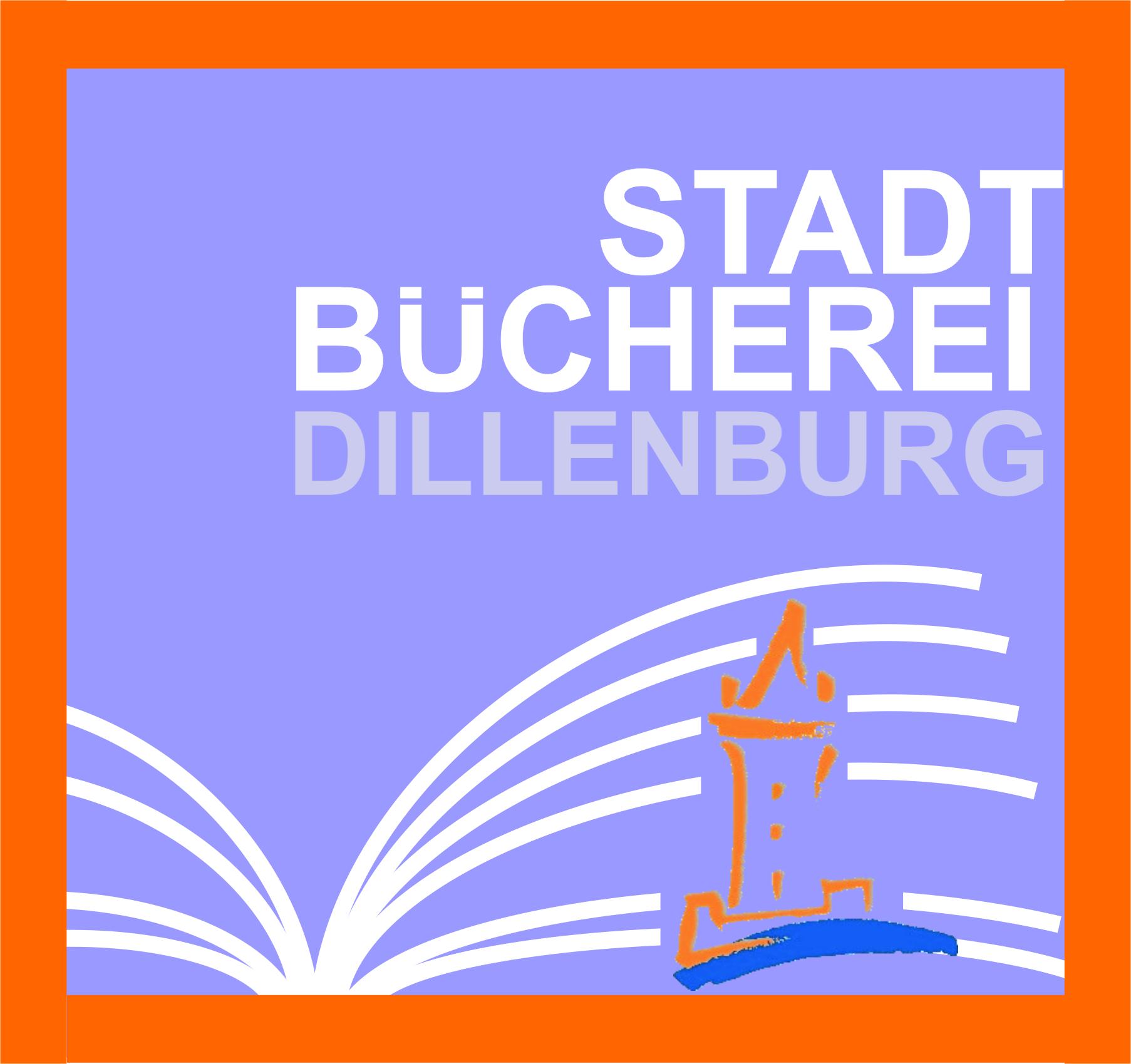 Logo der Stadtbücherei Dillenburg