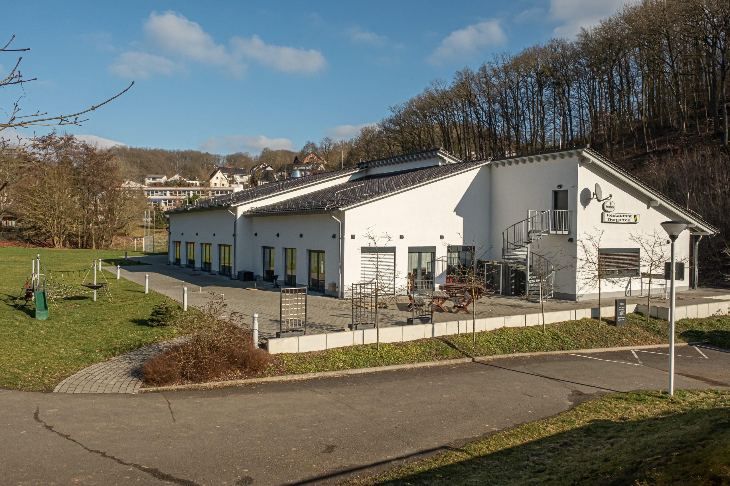 Das Dorfgemeinschaftshaus Donsbach Foto: Peter Patzwaldt
