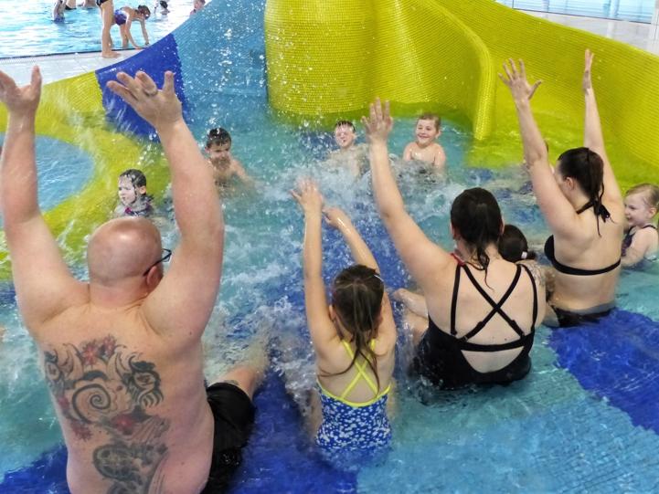 Lockerungen in den Dillenburger Schwimm- und Freibädern