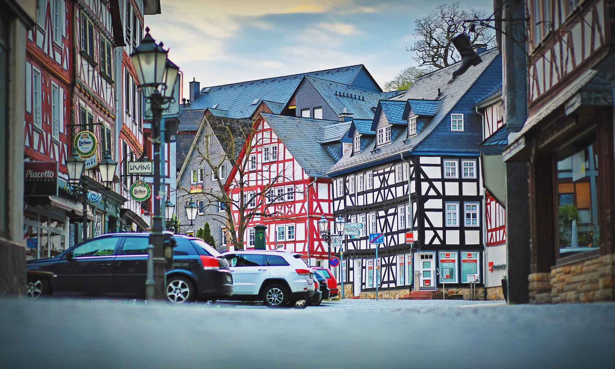 """Foto: Auch die obere Hauptstraße liegt im Fördergebiet des Städtebauprogramms """"Lebendige Zentren"""" (Foto: Alicja Koslowska)"""